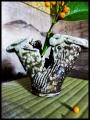 'yabure' torn vase