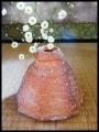 Shigaraki 'uzukumaru' crouching vase