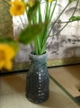 'hikidashi' vase