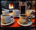 左馬 coffee set