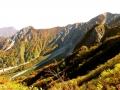 Caldera of Mt. Daisen