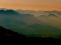 from Mt. Daisen