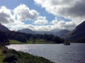 Over Crummock Water