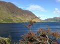 Over Crummock to Mellbreak Fell