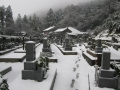Bukkoku-ji in winter
