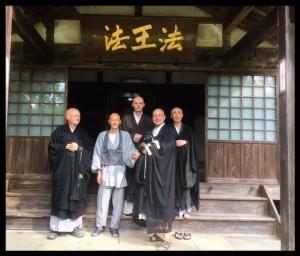 the Bukkoku-ji sangha